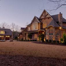 Craftsman Exterior by Don Collins Builder, Inc.
