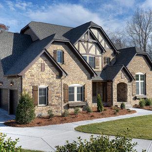 Top 30 Craftsman Brown Exterior Home Ideas Amp Photos Houzz