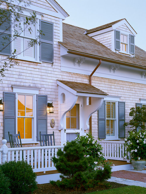Save email for Cape cod exterior