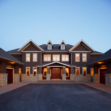 Traditional Exterior by Maillot Homes