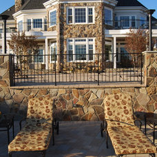 Traditional Exterior by Holloway Company Inc.