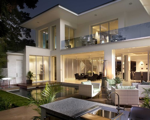 Modern insulated concrete forms home design photos for Modern icf home plans