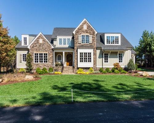 The oakmont custom home in raleigh for Oakmont home builders