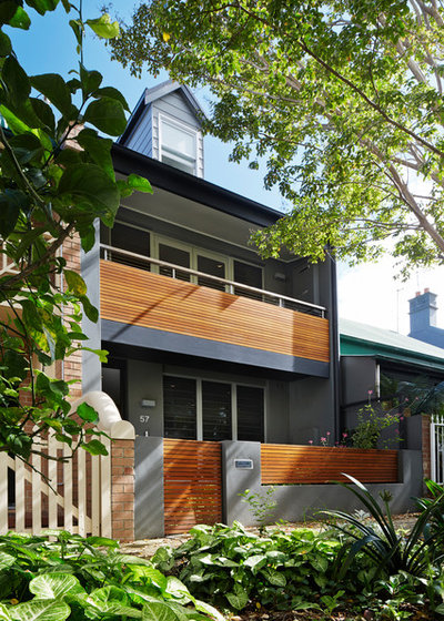 Houzz tour easy breezy home lets the light shine in for Richardson architect