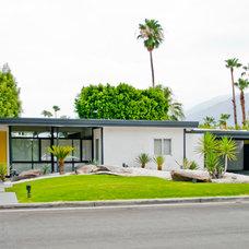 Midcentury Exterior by ModShop - LA, OC, NY, Palm Springs & Miami