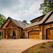 Craftsman Exterior by Dillard-Jones Builders, LLC
