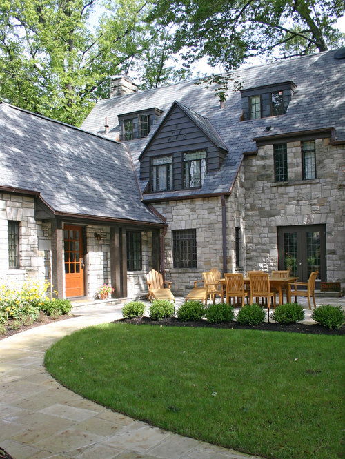 Exterior Stone Work Home Design Ideas Pictures Remodel