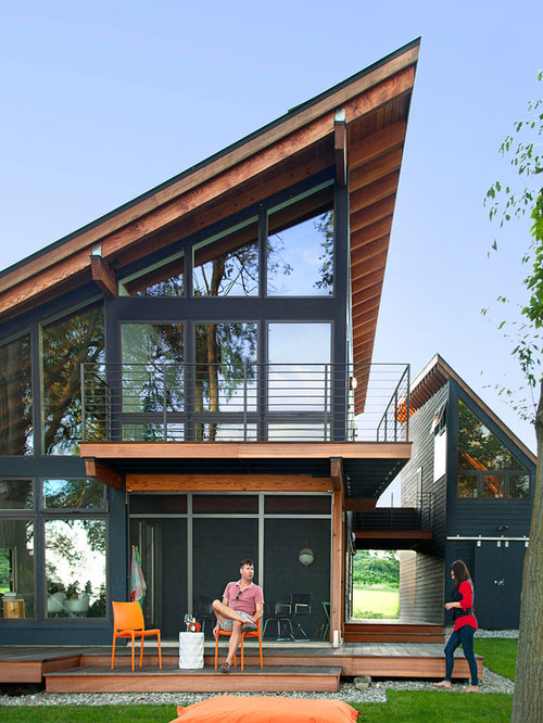 Sloped Roof | Houzz