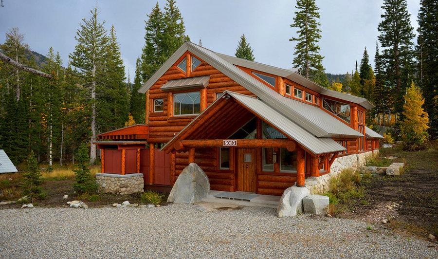 The Quigloo, Ski Cabin in the Utah Mountains