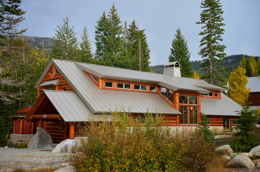 The Quigloo, Ski Cabin in the Utah Mountains