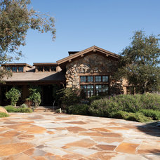 Traditional Exterior The Ranch House