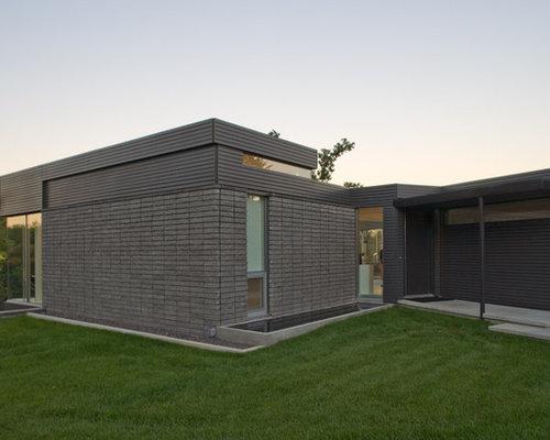Modern home design photos decor ideas in kansas city for Modern home design kansas city