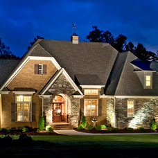 Traditional Exterior by Donald A. Gardner Architects