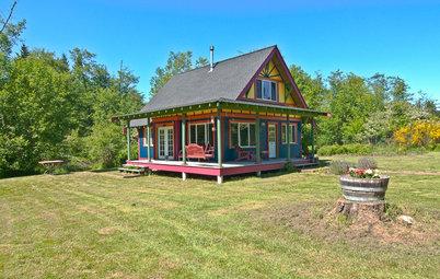My Houzz: Small, Vivid Island Home in Washington