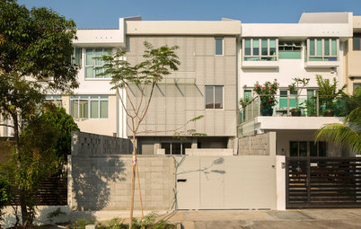 The Screened House: Case Study for Contemporary Tropical Design
