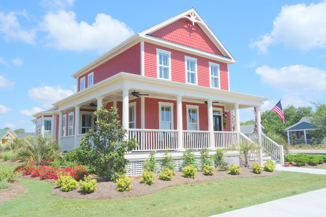 Exterior Paint and Finishes