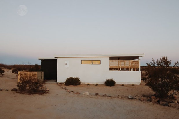 Contemporary Exterior by We Are In Our Element
