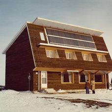 Modern Exterior The Solar House