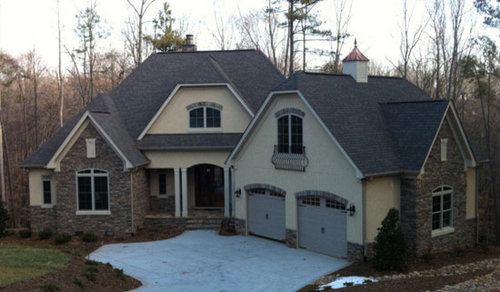 European Style Home Plans From Don Gardner Architects