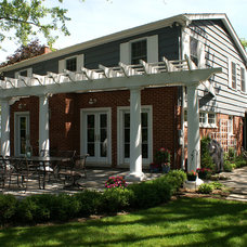 Traditional Exterior by Bud Dietrich, AIA