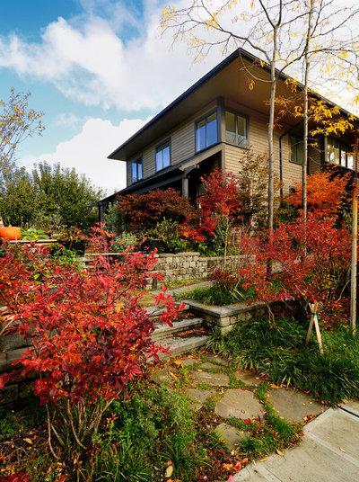 8 astuces de jardinier pour un beau jardin d 39 automne. Black Bedroom Furniture Sets. Home Design Ideas
