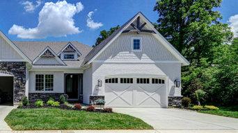 The Villas Of Montgomery | Custom Patio Model Home