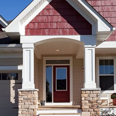 Traditional Exterior by Robert Thomas Homes