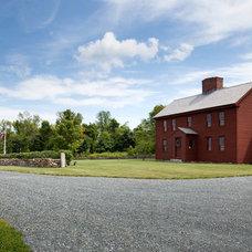 Farmhouse Exterior The William Farley House