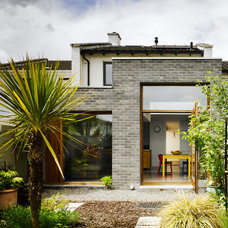 contemporary exterior by Ronan Rose Roberts Architects