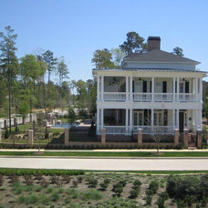 Traditional Exterior The Woodlands
