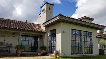 Thermally Broken Steel Windows and Doors - Houston, TX