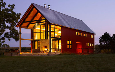 Houzz Tour: A Contemporary Home on a Working Farm