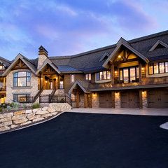 traditional exterior by Highland Group