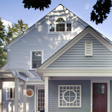 Traditional Exterior by Wright Street Design Group Inc.