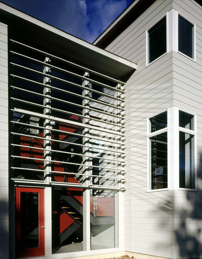 exterior louver. wood louver exterior steer the sun and shade with louvers d