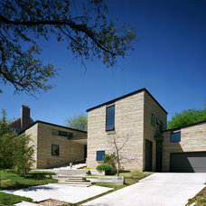 Modern Exterior by Nick Deaver Architect