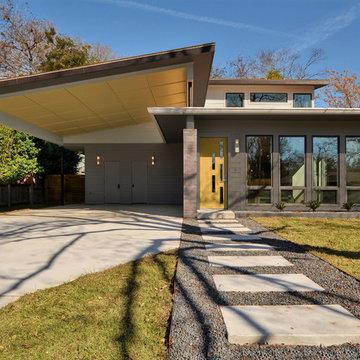 Threshold House - Austin, TX