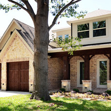 Traditional Exterior by Greenbrook Homes