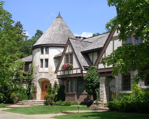 Change Tudor Style Exterior Home Design Ideas Renovations Photos