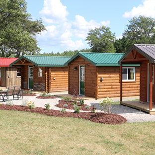 Tiny Cabins: Adirondack