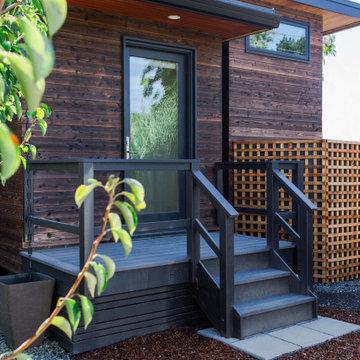 A Residence Tiny Home ADU