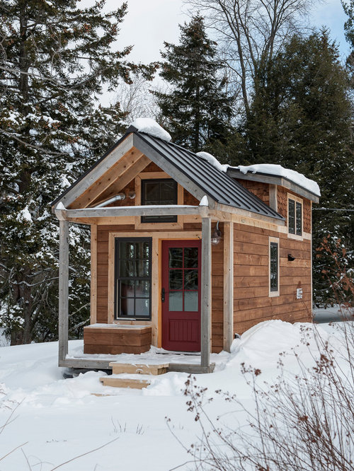 Tiny house home design ideas pictures remodel and decor for Small homes exterior design