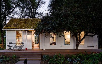 Casas Houzz: 50 metros cuadrados perfectos para una familia de 4