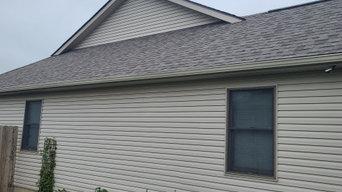 Tipton roof