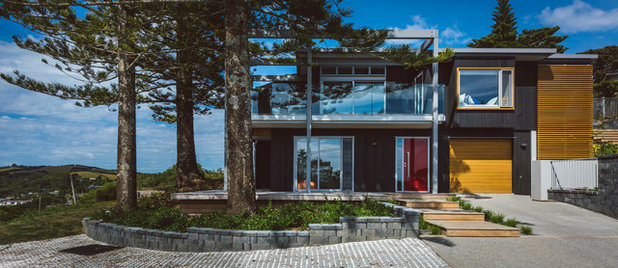 Exterior by Charissa Snijders Architect
