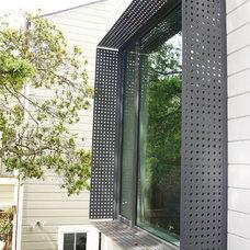 Modern Exterior by Todd Davis Architecture