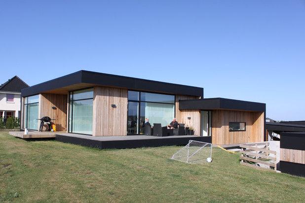 Moderne Hus & facade by Rasmus Jensen ARKITEKT MAA