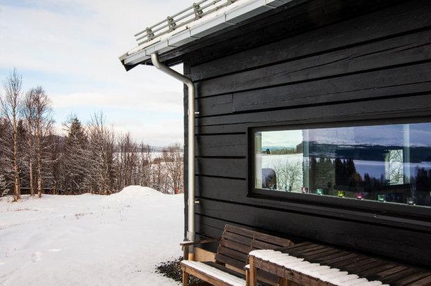 Rustik Fasad by T+E Arkitekter