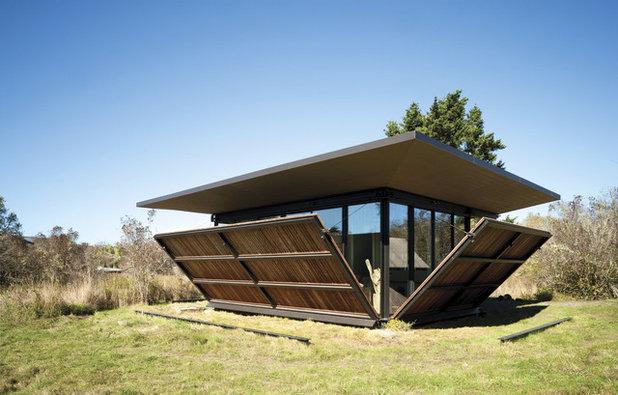 Современный Фасад дома by Princeton Architectural Press