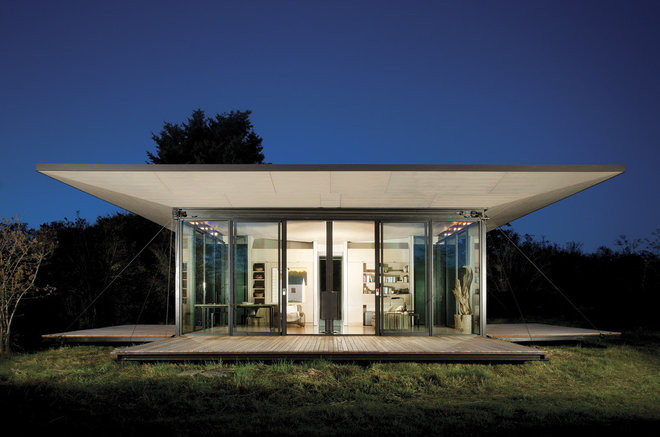 Contemporary Exterior by Princeton Architectural Press